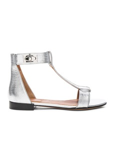 Givenchy Shark Flat Sandals