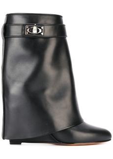 Givenchy Shark Lock boots - Black