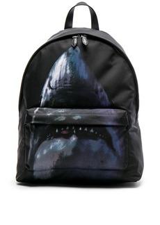 Givenchy Shark Print Backpack