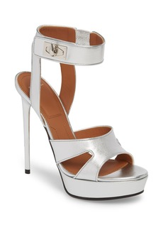 Givenchy Shark Tooth Platform Sandal (Women)