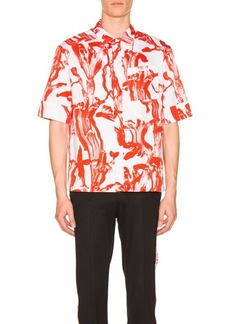 Givenchy Short Sleeve Shirt