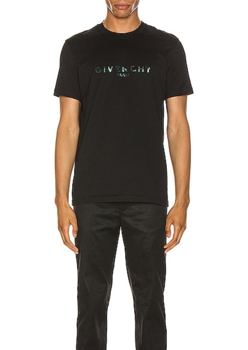Givenchy Short Sleeve Tee