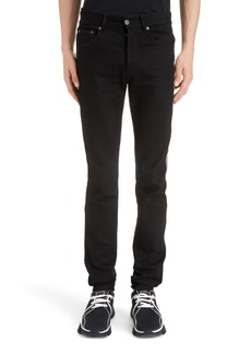 Givenchy Side Stripe Skinny Fit Jeans