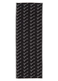 Givenchy Signature Pattern Silk Stole