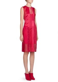 Givenchy Silk Lace Dress