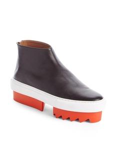 Givenchy 'Skate' Platform Sneaker Bootie (Women)