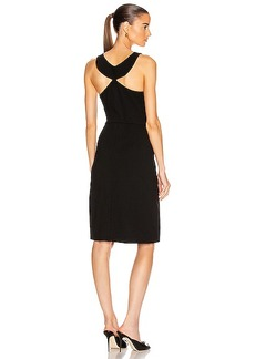 Givenchy Sleeveless Fitted Short Dress