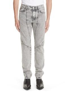 Givenchy Slim Fit Biker Jeans