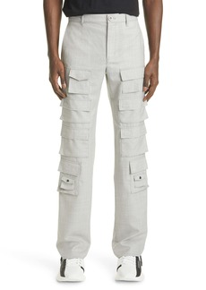 Givenchy Slim Fit Cargo Trousers