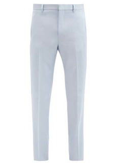 Givenchy Slim-leg twill suit trousers
