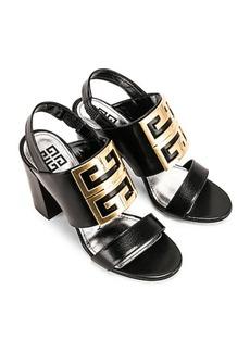 Givenchy Slingback Logo Sandal