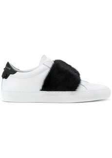 Givenchy slip on sneakers - White