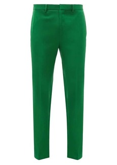 Givenchy Slit-ankles tailored trousers