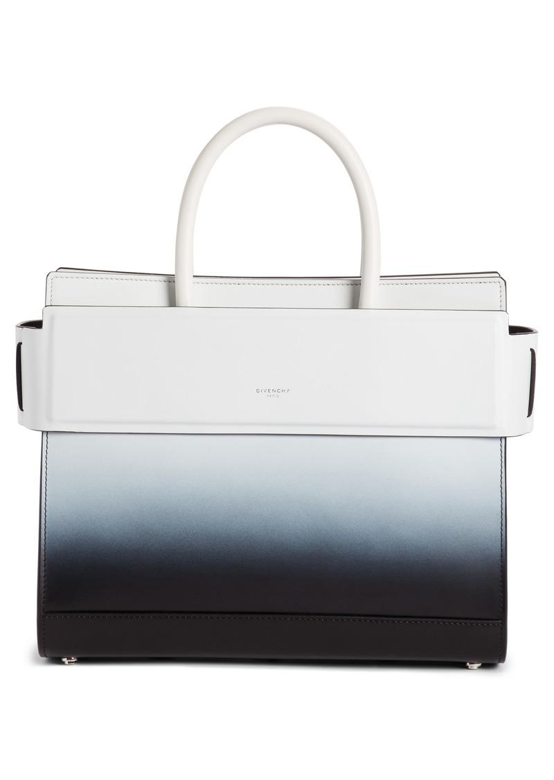 c8a9eba3ac Givenchy Small Horizon Dégradé Leather Tote