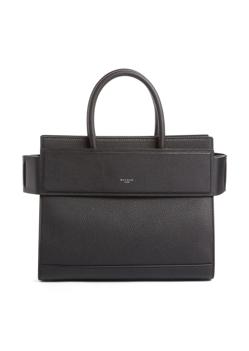 3ee873c99fa Givenchy Givenchy Small Horizon Grained Calfskin Leather Tote   Handbags