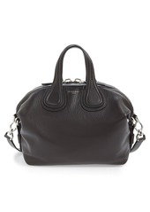 Givenchy 'Small Nightingale' Leather Satchel