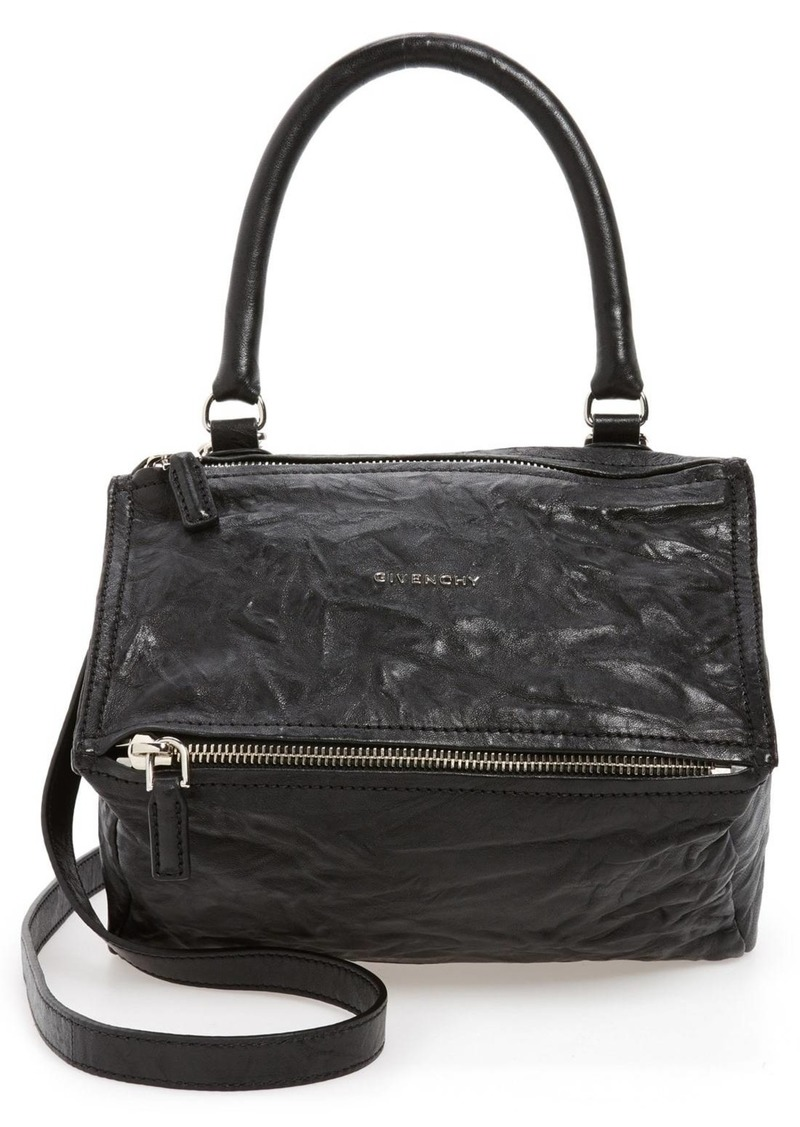 Givenchy Givenchy  Small Pepe Pandora  Leather Crossbody Bag  1899587ced089