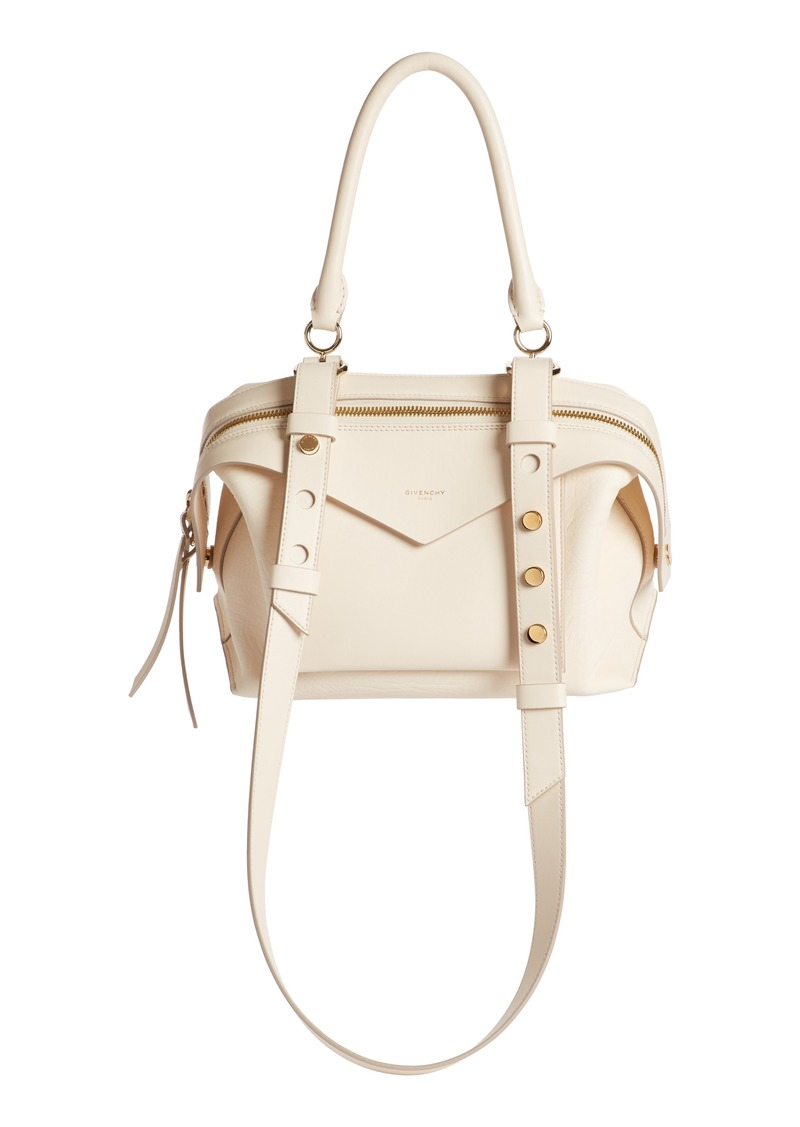 Givenchy Givenchy Small Sway Leather Satchel  9d7e917073117