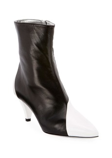 Givenchy Soft Two-Tone Ankle Boots