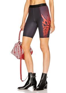 Givenchy Sporty Logo Bike Short