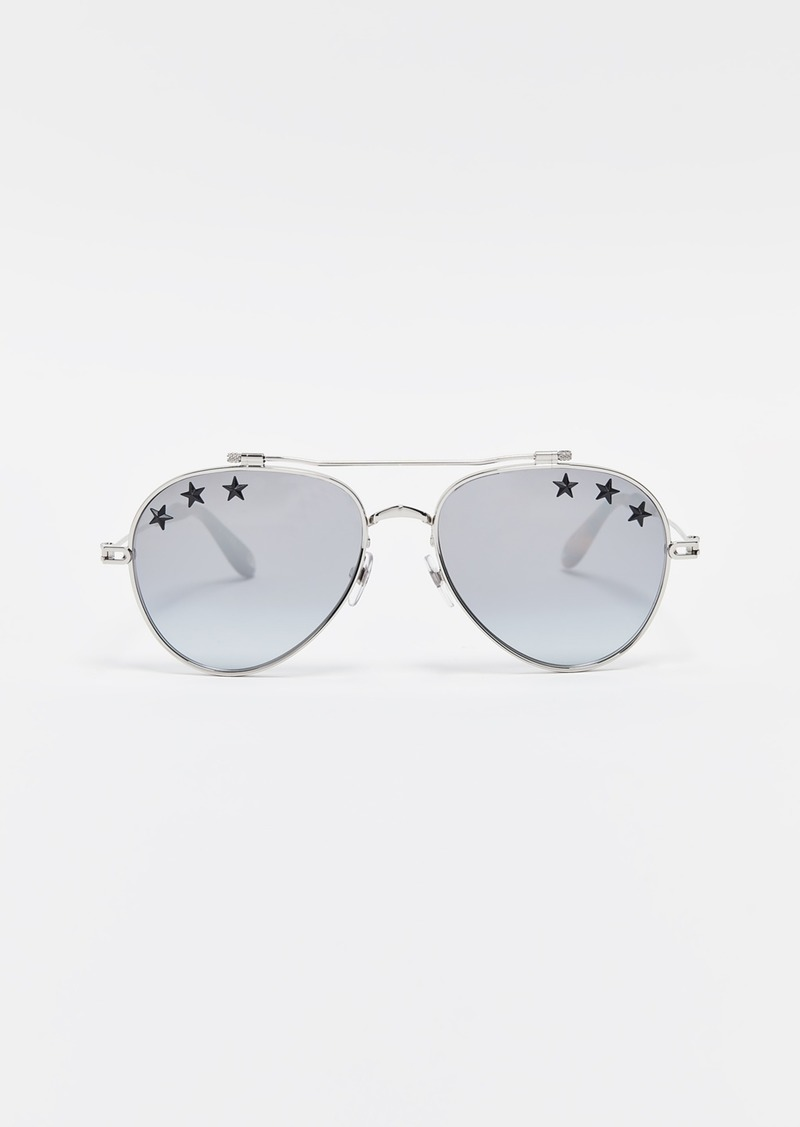 86771614703 Givenchy Givenchy Star Aviator Sunglasses