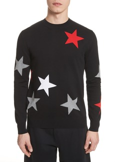 Givenchy Star Crewneck Sweater