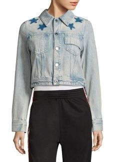 Givenchy Star Denim Jacket