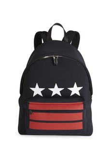 Givenchy Star Print Backpack