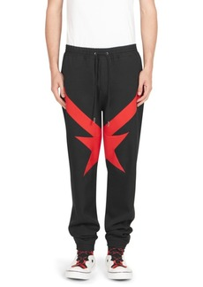 Givenchy Star Wool Sweatpants