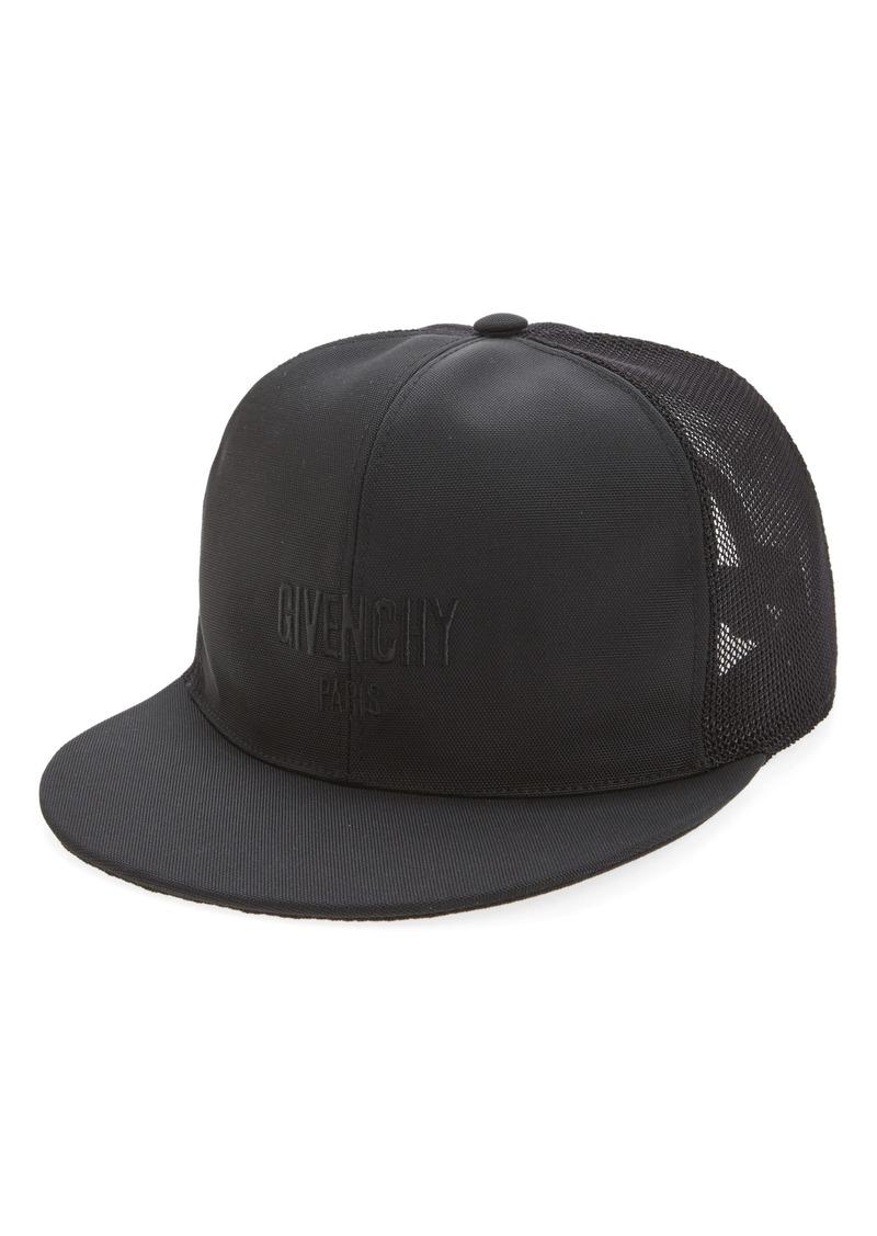 443b4043ae0 Givenchy Givenchy Stars Mesh   Canvas Baseball Cap