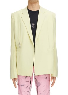 Givenchy Straight Cut Wool Sport Coat