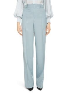 Givenchy Straight Leg Wool Pants