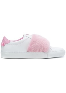 Givenchy strap sneakers - Pink & Purple