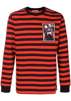 Givenchy striped sweatshirt