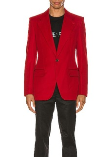 Givenchy Structured Jacket