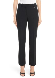 Givenchy Stud Detail Crop Wool Pants