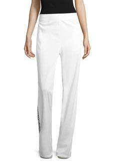 Givenchy Technical Neoprene Jersey Track Pants