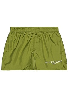 Givenchy Technical Swim Trunks