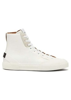 Givenchy Tennis Light high-top leather trainers