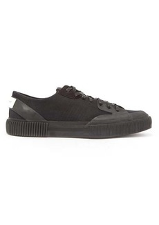Givenchy Tennis low-top canvas trainers