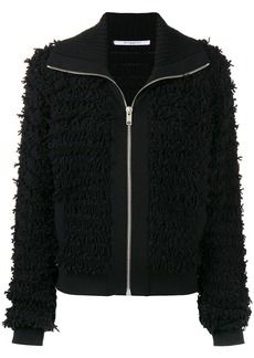 Givenchy textured jacket