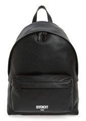 Givenchy Textured Leather Backpack