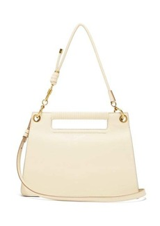 Givenchy The Whip medium cut-out leather cross-body bag