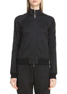 Givenchy Tonal Logo Track Jacket