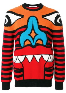 Givenchy Totem sweater - Multicolour