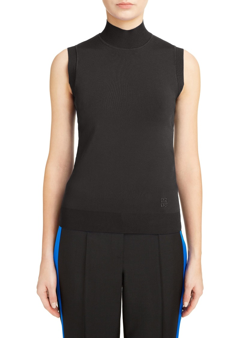 51f8094f19c40 Givenchy Givenchy Turtleneck Tank Top