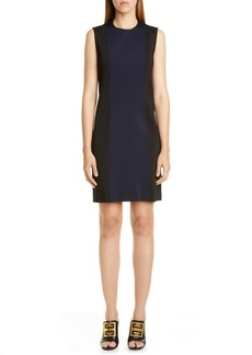Givenchy Two-Tone Punto Milano Dress