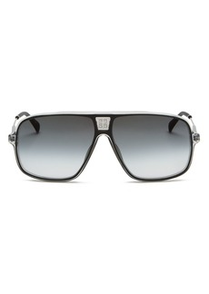 Givenchy Unisex Brow Bar Aviator Sunglasses, 61mm