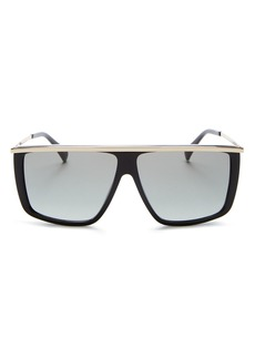 Givenchy Unisex Flat Top Sunglasses, 62mm