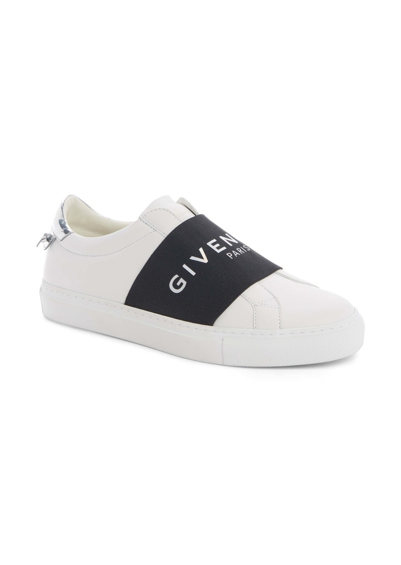 Givenchy Urban Street Logo Band Slip-On Sneaker (Women)